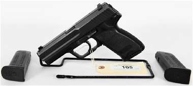 Heckler & Koch HK USP .40 S&W Pistol 3 Mags