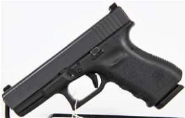 Glock Model 23 .40 Cal Semi Auto Pistol GEN 3