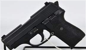 Sig Sauer P239 Stainless Semi Auto .40 S&W Pistol