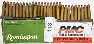 129 RDS OF .30 CAL CARBINE CARTRIDGES