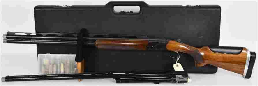 Beretta 682X Super Trap 12 Ga Shotgun Combo