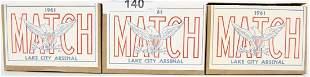 56 Rds of Lake City Arsenal 30 Cal Match