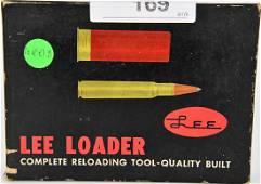 LEE Loader Complete Reloading Tool Rifle/Pistol