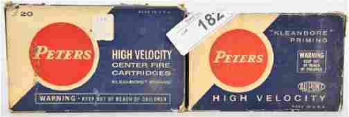 29 Rds of Peters .300 Win Mag Cartridges