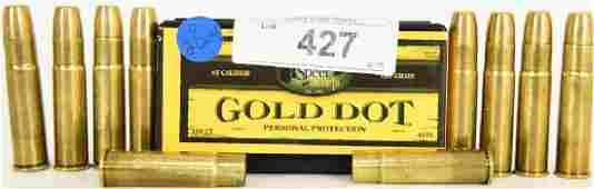.475 Turnbull Ammo & Reloading Bullets