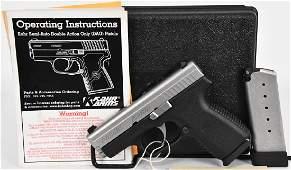 Kahr Arms PM45 Semi-auto DA Micro Compact Pistol