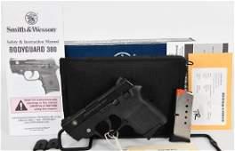 "S&W Bodyguard 6+1 380ACP 2.75"" w/ Integral Laser"