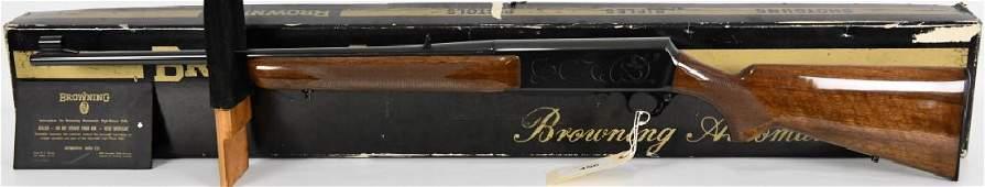 Brand New Belguim Browning BAR Deluxe Grade 30-06