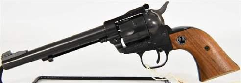 """Ruger Single Six Older Model 6 1/2"""" Barrel .22 Cal"""