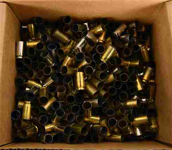 Large Lot of Misc .40 S&W PMC Brass Cases
