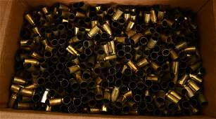Large lot of Misc .45 Auto Empty Brass Cases