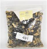 Large Lot of Misc 9mm Brass Cases