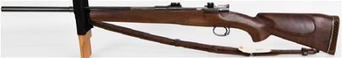Carl Gustaf Stads 1909 M96 Swedish Mauser