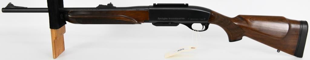 Remington Woodsmaster Model 750 Carbine .35 Whelen