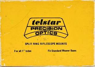 Telestar Precision Optics Riflescope rings in box