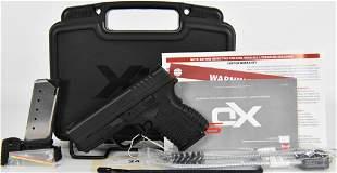 Springfield XDS Semi Auto Pistol .45 ACP