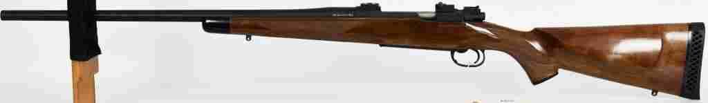 Built Mauser .300 Remington Ultra Magnum Rifle