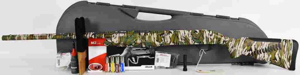 Benelli M2 20 Gauge Field Semi-Auto Shotgun Camo