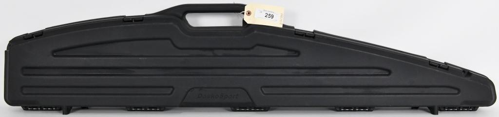 Dosko Sport Padded Hard Case For Rifle/Shotgun