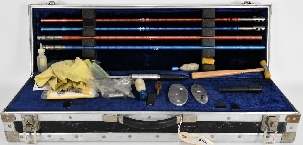 Heavy Duty Shotgun Hard Case & Briley Chamber