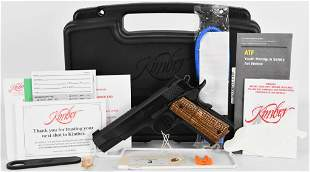 Brand New KIMBER Custom Shop 1911 Grand Raptor II