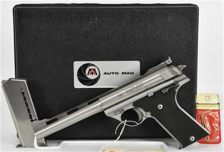 AMT Automag Model 180 .44 AMP Pasadena Original