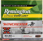 40 Rounds Of .30-30 Win Ammunition