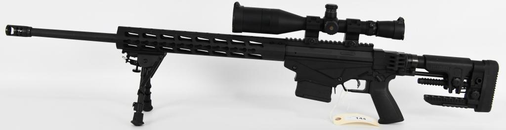 Ruger Precision Rifle 6.5 Creedmoor W/ Leupold MK4