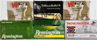 120 Rounds Of .30-06 Springfield Ammunition