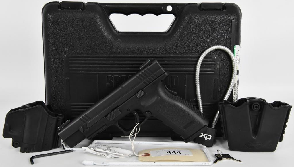 Springfield XD-45 Semi Auto Pistol .45 ACP