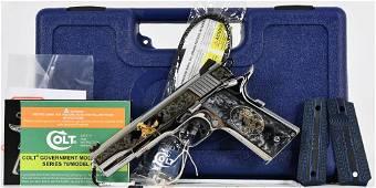 Colt 1911 Series 70 Limited Edition El Potro