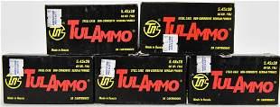 100 Rounds TulAmmo 5.45x39mm