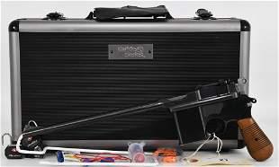 Federal Ordnance Model 714 Broomhandle Pistol