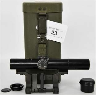 Authentic Hensoldt Wetzlar Z24 Sniper Scope w/Case