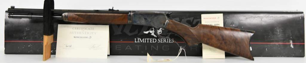Model 1886 Short Rifle Grade IV Limited Series NEW
