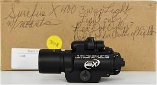 SureFire X 400 Weapon Flash Light & Laser
