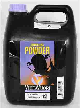 Vihtavuori 3N37 Powder 4LB SEALED Bottle