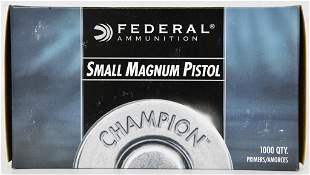 Federal Prem Champion CF Primers Sm Mag Pistol