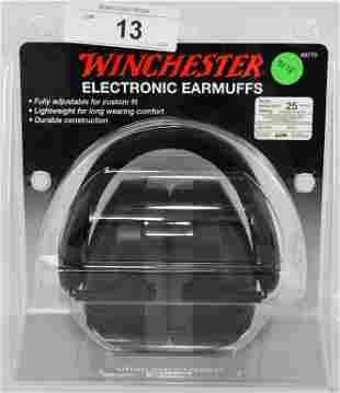 NEW Winchester electronic Earmuffs 25 Decibels