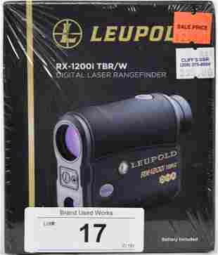Leupold RX-1200i TBR Digital Laser Rangefinder DNA