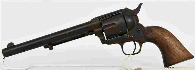 Antique Colt Single Action Army Peacemaker M1873