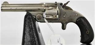 Smith & Wesson Top Break Model 1 1/2 .32 cal