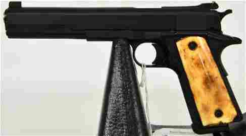 "M1911A1 Crown City Arms Custom Build 7"" .45 ACP"
