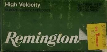 50 Rounds of Remington .25 Auto Ammunition