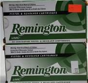 100 Rounds of Remington .25 Auto Ammunition