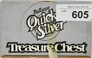 Quick Silver Bullseye Match Grade BBS NIB 33