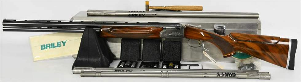 Weatherby Orion Sporting Clays O/U Package Set