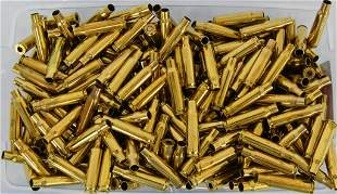 8.10 Lbs Of .308 Empty Brass Casings This Lot