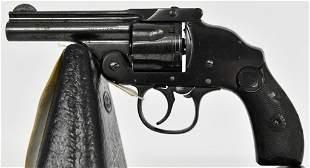H&R Hammerless Top Break Revolver .38