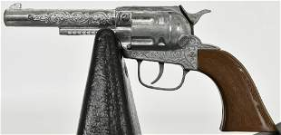Pony Boy Plastic Revolver Cap Gun